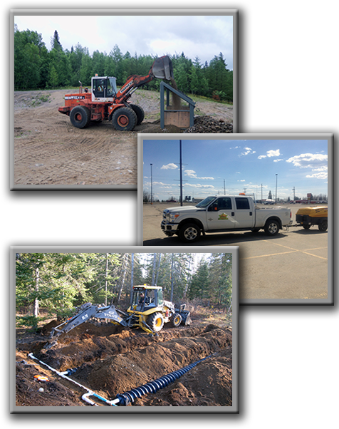 Construction and Excavation Services